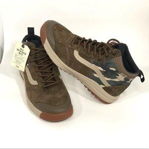 Vans Shoes - NWT Vans UltraRange Mte Hi Dl All Weather Shoes
